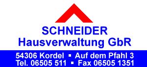 Schneider hausverwaltung GbR Logo
